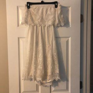Super Cute Lace Express Dress